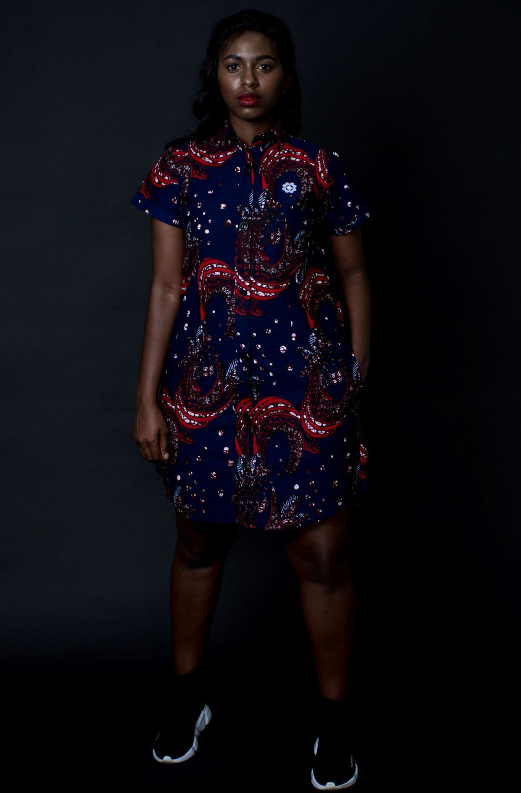 Ladies - Ntando Shirt Dress