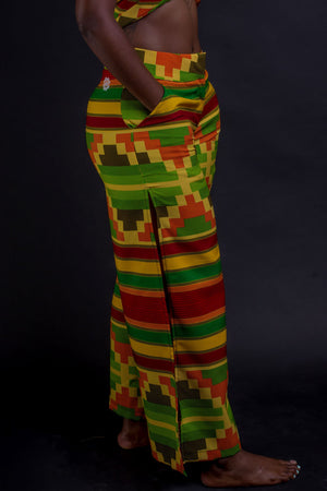 Ladies - Anathi Pallazo Pants