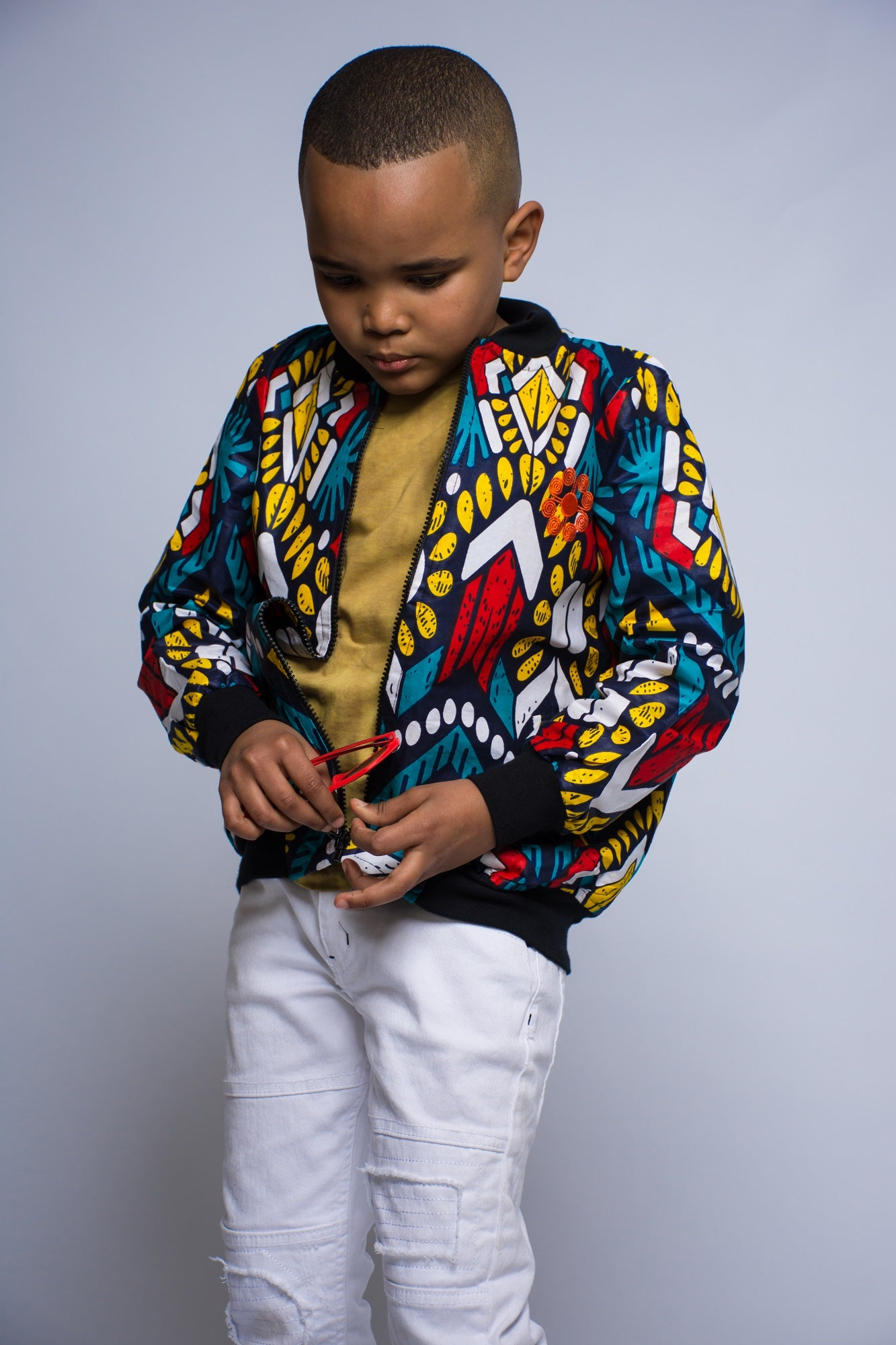 Boys - Lonwabo Summer Bomber Jacket