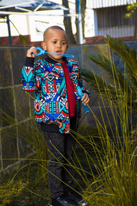 Boys - Lethabo Summer Bomber Jacket