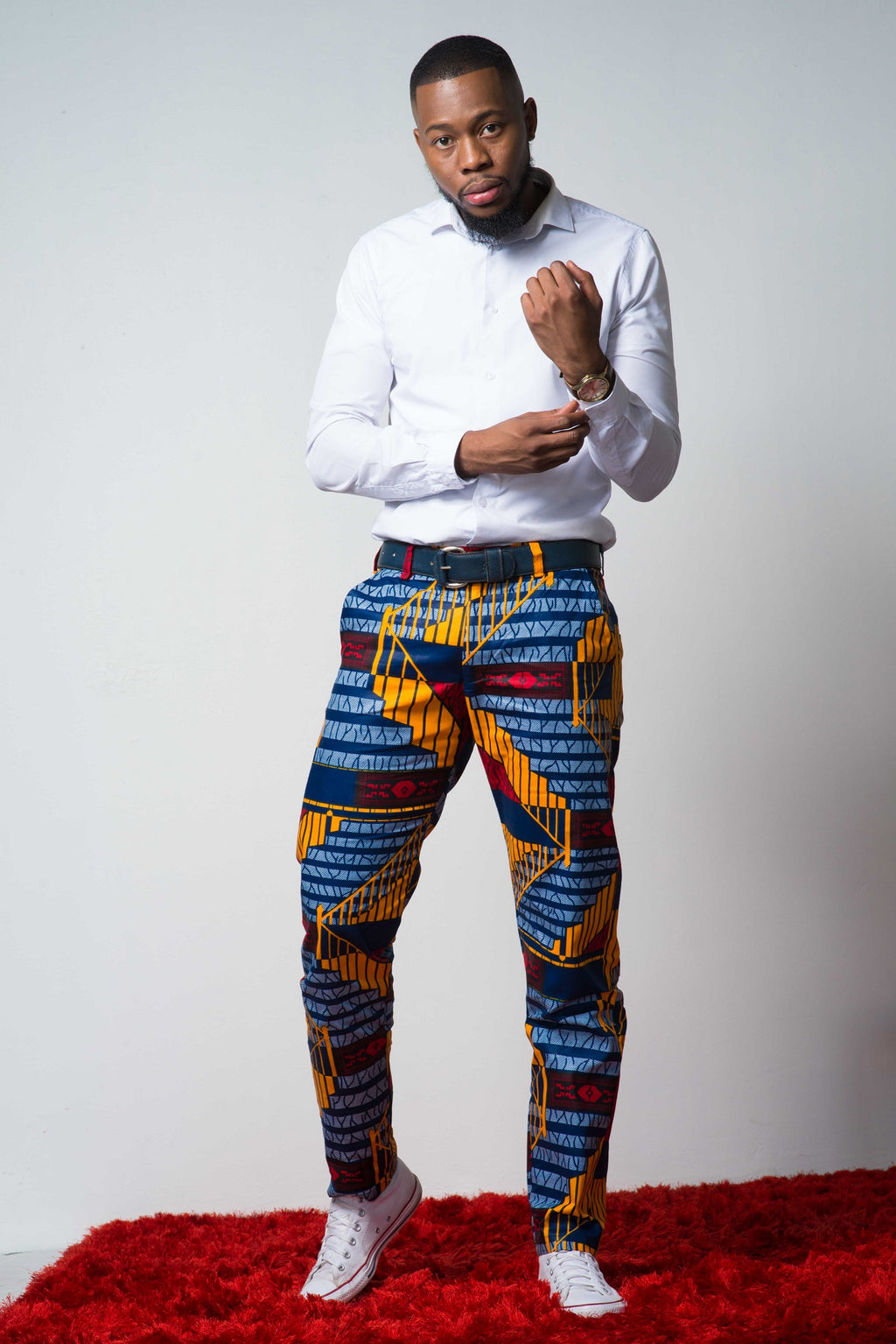 Mens - Nzinga Pants