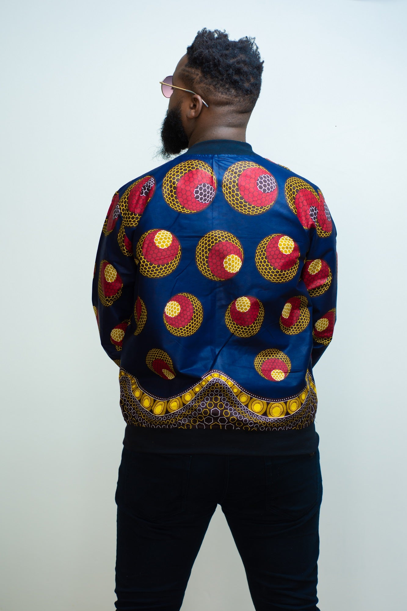 Mens - Khanyo Summer Bomber Jacket