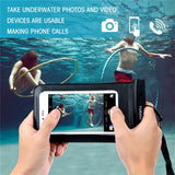 Protection Waterproof Transparente pour Smartphone
