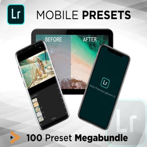 Shop Lightroom Mobile Presets
