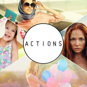 Shop Photoshop Actions