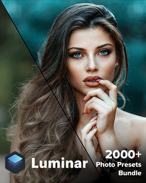 Luminar - Advanced Mega Bundle - 2000+