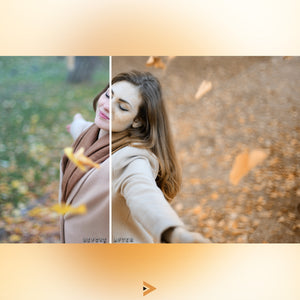 Autumn Emotion - Photoshop Actions