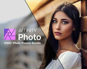 Affinity Photo - Advanced Mega Bundle - 2000+ Presets!