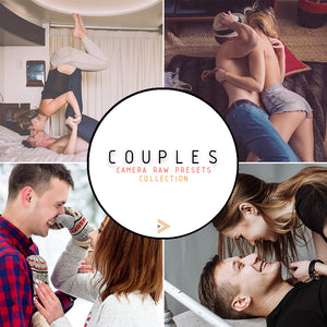 Couples - Presets Camera Raw