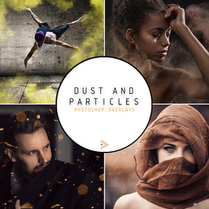 Dust & Particles - Overlays