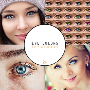 Eye Colors - Overlays