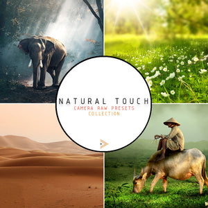 Natural touch - Presets Camera Raw