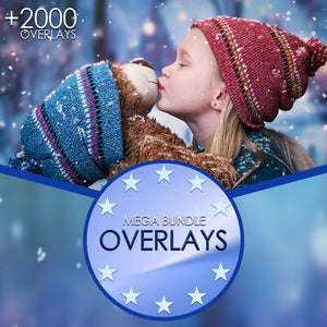 Overlays - Mega Bundle - 2000+