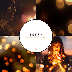 Bokeh - Overlays
