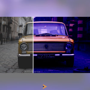 Colorize - Photoshop Actions