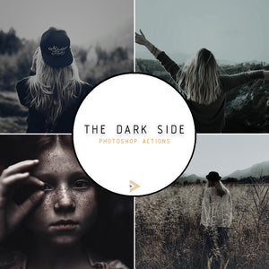 Dark Side - Photoshop Actions