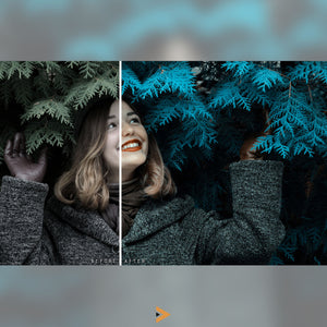False Tones - Photoshop Actions