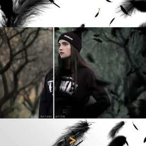 Black Feathers - Overlays