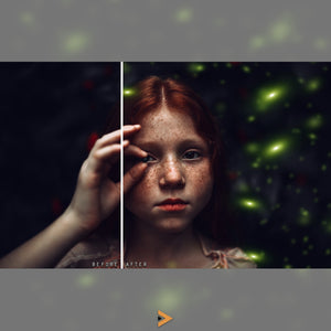Fireflies - Overlays