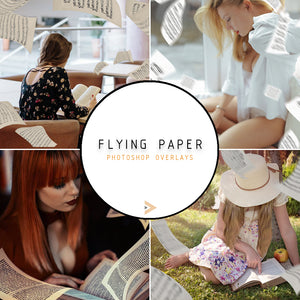 Flying Paper - Overlays