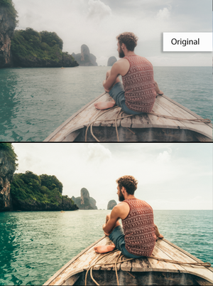 The Social Collection - 100 Lightroom Mobile Presets