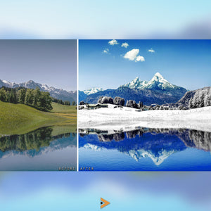 Landscape Pro - Photoshop Actions