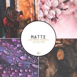 Matte - Lightroom Presets