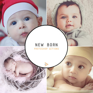 Newborn Pro - Photoshop Actions