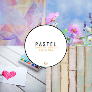Pastel - Lightroom Presets