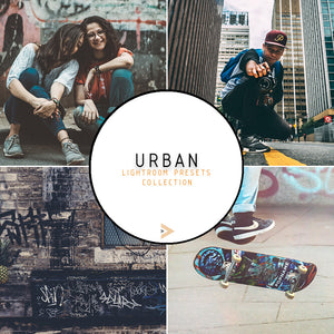 Urban - Lightoom Presets
