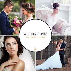 Wedding Pro - Photoshop Actions