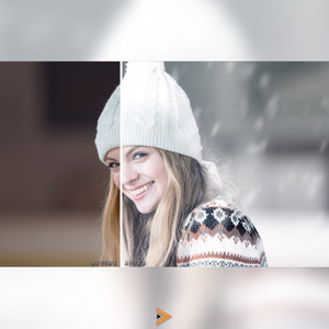 Winter Emotion - Photoshop Actions