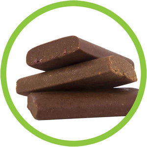 BodyMe Organic Vegan Protein Bars Open