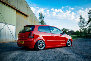 SCOTT BEATTIE'S VW POLO