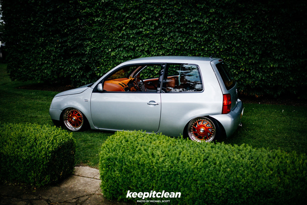 AARON WOULDS VW LUPO