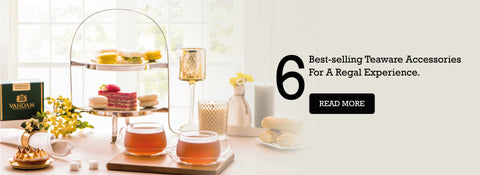 The Ultimate Collection of Teawares & Tea Accessories forYou!