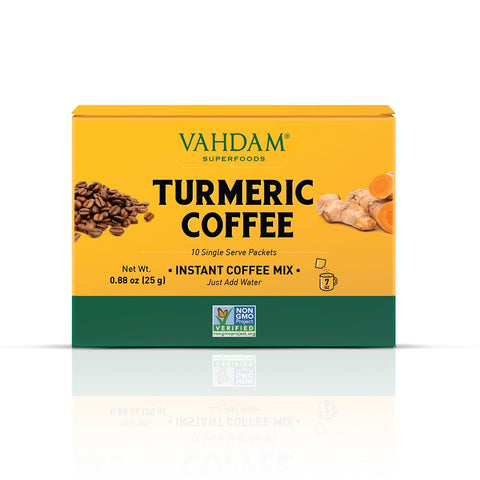 Turmeric Coffee Instant Mix