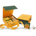 Organic Turmeric Wellness Detox Box | 4 Herbal Teas | 60 Tea Bags