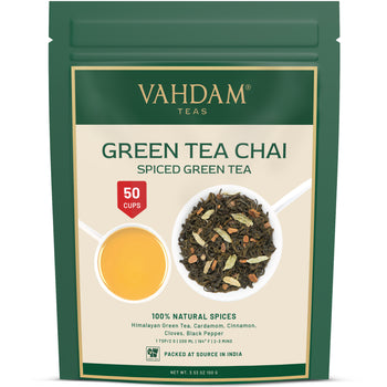 Green Tea Masala Chai- 3.53oz