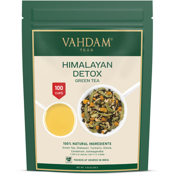 Sweet Himalayan Detox Green Tea Loose Leaf | 7.06oz