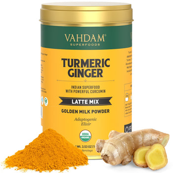 Turmeric Ginger Latte Mix