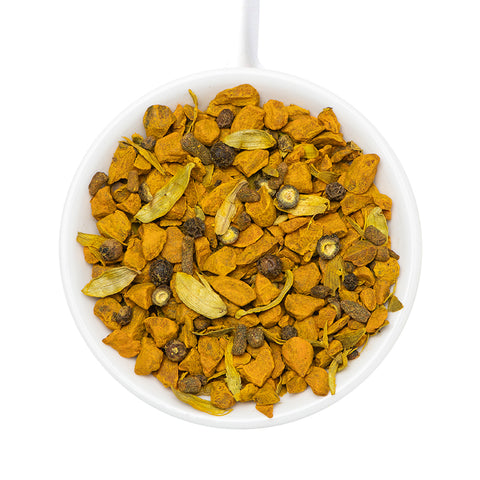 Turmeric Pepper Herbal Tea Tisane- 7.06oz