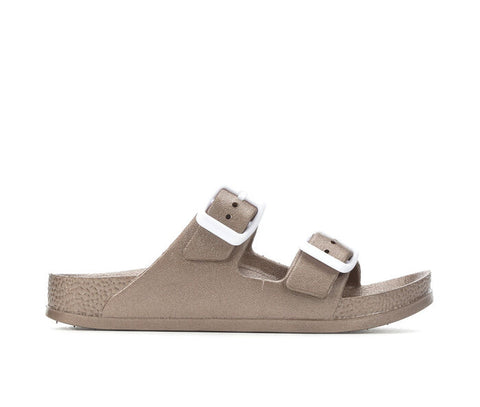 KIDS Jasmine Sandal - Rose Gold