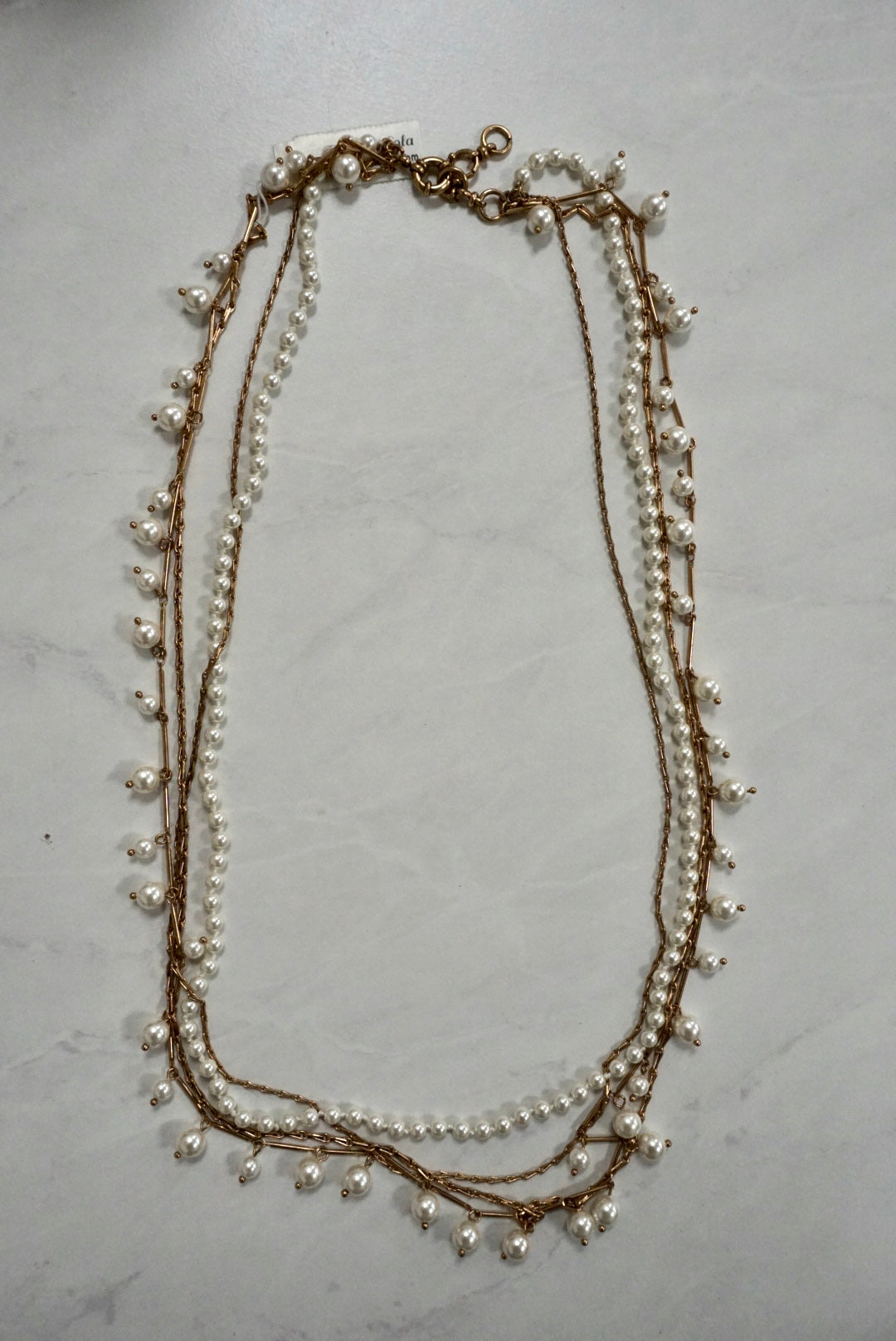 R&L Anytime, Anywhere Necklace