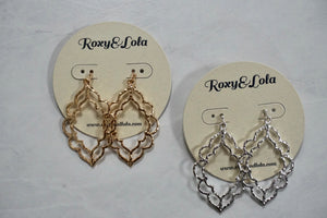 R&L Take Me Back Earrings