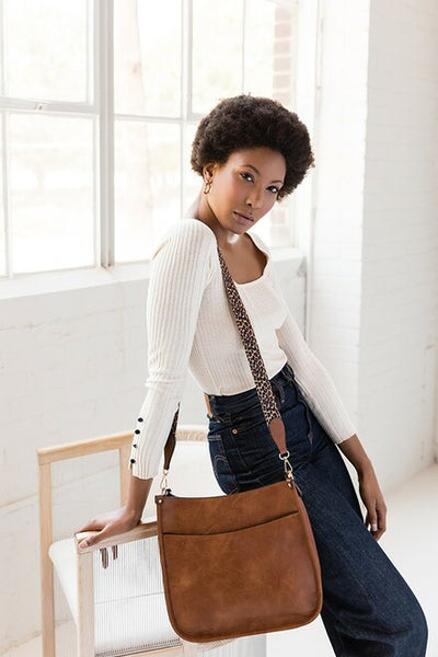 Sadie's Crossbody With Guitar Strap
