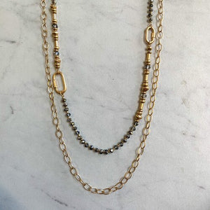 R&L Metrolink Necklace
