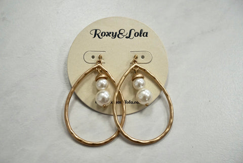 R&L Drop To It Earrings