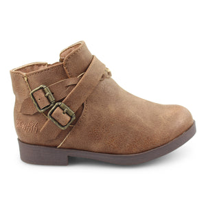 KIDS Sarelia Blowfish Brown Boots