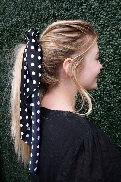 Printed Hair Scarf